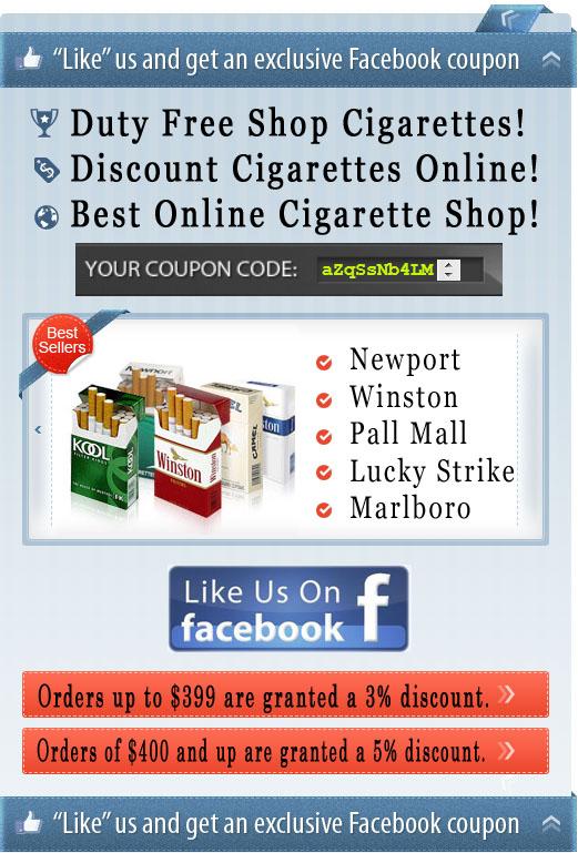 Buy Davidoff cigarettes in Nevada